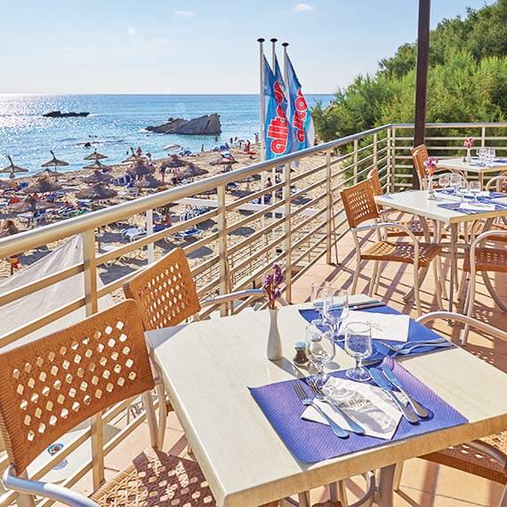 Gastronomie Hotel Na Forana 4 In Cala Ratjada Offizielle Website