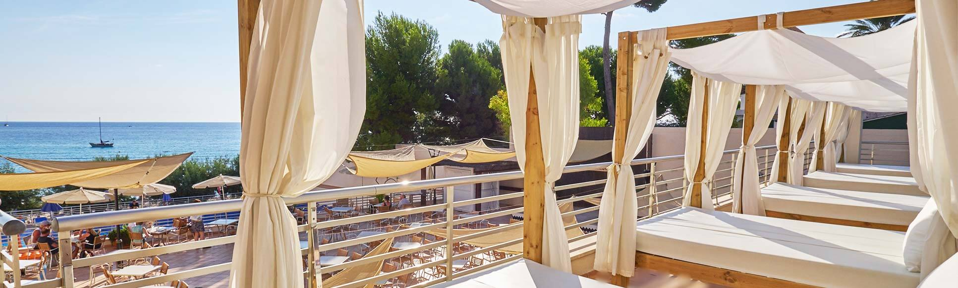 Na Forana Hotel 4 * in Cala Ratjada, Mallorca, Balearische Inseln ...